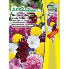 Summer flowers to cut-high, mix