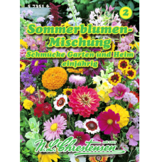 Summer flower mix