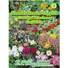Summer flower carpet low, mix