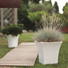 FIORECOLLECTION, Decorative flower pot GARDENIA30. SALE - 30%!