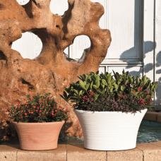 FIORECOLLECTION, Decorative flower pot NARCISO45. SALE - 20%!