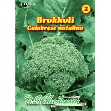 Broccoli Calabrese natalino (Brassica oleracea)