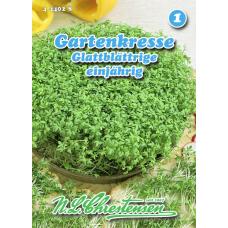 Garden cress 'Glattblättrige' (Lepidium sativum)