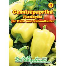 Sweet pepper Pusztagold (Capsicum annuum) SALE - 10%!