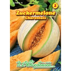 Melon Zuckermelone Charentais