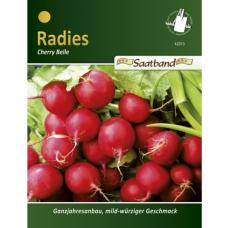 Radish Cherry Belle,  tape seeds