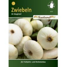 Onion De Vaugirard,  seed tape