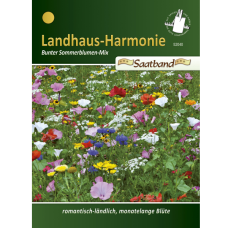 Country house Harmonie, mix, seed tape