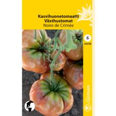 Greenhouse tomato Noire de Crimée. SALE - 50 %!