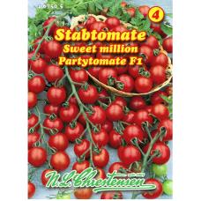 Partytomato Sweet million (Solanum lycopersicon)